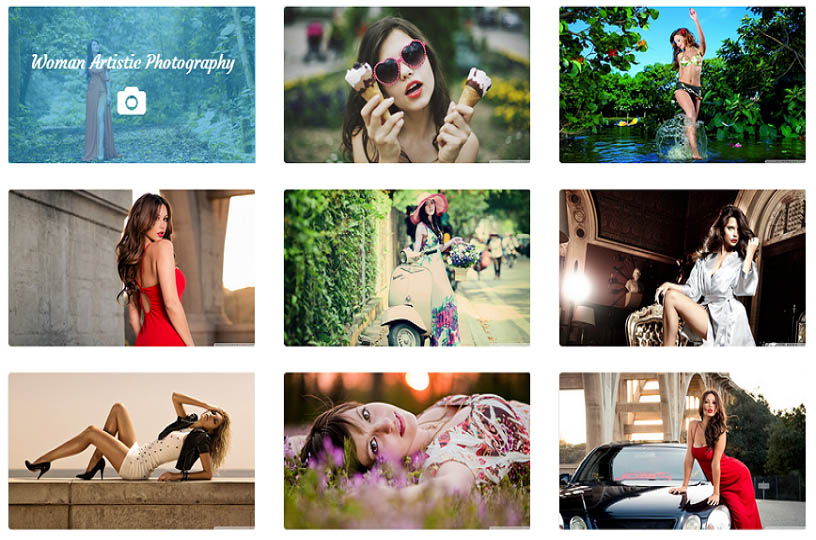 Responsive Photo Gallery WordPress Plugin