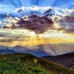 sunset-dawn-nature-mountains