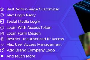 Admin-Custom-Login-Pro-WordPress-Plugin
